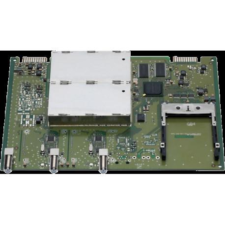 HDM 660 T dvojitý satelitný digitálny modul