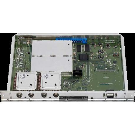 HDMT 1290 dvojitý terrestriálny digitálny modul