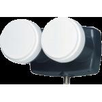 GLMB40 2x univerzálny jednoduchý LNB