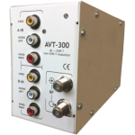 AVT-300 AV/DVB-T modulátor