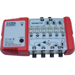 XDV-861TG VHF I, FM, VHF III a UHF zosilňovač