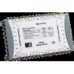 TMS 17x16C multiprepínač 17 vstupov, 16 výstupov