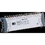 TMS 17x8T multiprepínač 17 vstupov, 8 výstupov