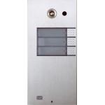 Helios VARIO, 3x1 tlačítko analógový dverný vrátnik