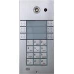 Helios VARIO, 3x2 tlačítka+klávesnica analógový dverný vrátnik