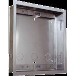 Helios - zápustná krabica pre 2 moduly