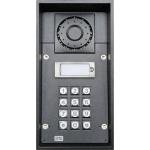 Helios IP FORCE 1 tlačítko, klávesnica, 10W IP dverný vrátnik