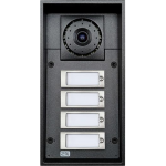 Helios IP FORCE (IP dverný vrátnik) - 4 tlačítka, kamera