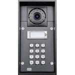 Helios IP FORCE 1 tlačítko, klávesnica, kamera IP dverný vrátnik