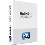 Helios IP-Gold licencia obsahuje licencie Enhanced audio, video, integration, security
