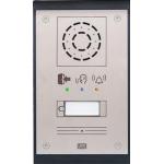 Helios IP Uni, 1 tlačítko, piktogramy IP dverný vrátnik
