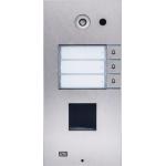 Helios IP VARIO, 3x1 tlačítko IP dverný vrátnik