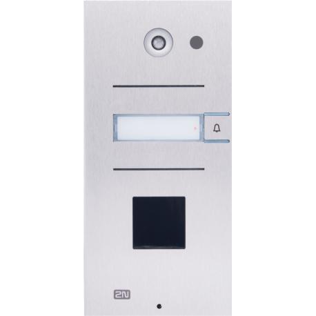 Helios IP VARIO, 1 tlačítko + kamera IP dverný vrátnik