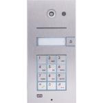 Helios IP VARIO (IP dverný vrátnik) - 1 tlačítko, kamera, klávesnica