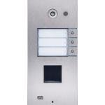 Helios IP VARIO (IP dverný vrátnik) - 3x1 tlačítko, kamera