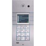 Helios IP VARIO 3x2 tlačítka + klávesnica + displej IP dverný vrátnik