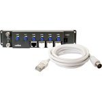 Catline TVB-02 TV po LAN (CAT 5/6)