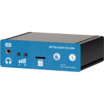 Net Audio Decoder, IP audio systém