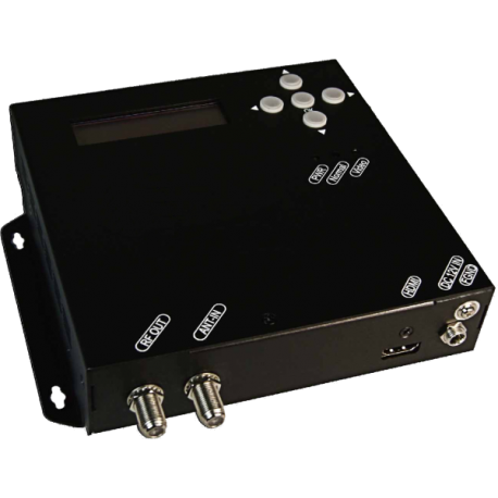 HDM-1T DVB-T modulátor