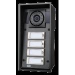 Helios IP FORCE (IP dverný vrátnik) - 4 tlačítka, HD kamera