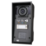 Helios IP FORCE (IP dverný vrátnik) - 1 tlačítko, kamera, piktogramy