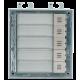 Helios IP Verso modul 5 tlačítok