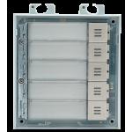 Helios IP VERSO - modul 5 tlačítok
