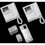 EX3262PLC/2 digitálna dvojvodičová video súprava pre 2 užívateľov