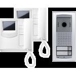EX3252AGLE/2 digitálna dvojvodičová video súprava pre 2 užívateľov