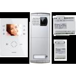 ZH1262PLW digitálna dvojvodičová video súprava pre 1 užívateľa