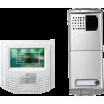 ML2002PLC digitálna dvojvodičová video súprava pre 1 užívateľa