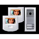 ML2002AGLE/2 digitálna dvojvodičová video súprava pre 2 užívateľov