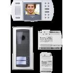 EH9262AGCW digitálna dvojvodičová video súprava pre 1 užívateľa