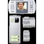 EH9262PLCW/2 digitálna dvojvodičová video súprava pre 2 užívateľov