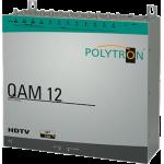 QAM 12 EM skupinová stanica pre 12 transpondérov