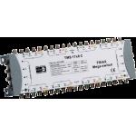 TMS 17x8C multiprepínač 17 vstupov, 8 výstupov