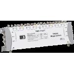 TMS 17x6T multiprepínač 17 vstupov, 6 výstupov