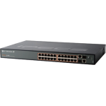 ES-2026P ethernet L2 smart switch