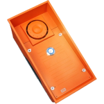 Helios Safety 1 tlačítko analógový dverný vrátnik