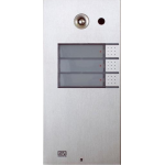 Helios VARIO (analógový dverný vrátnik) - 3x1 tlačítko