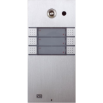 Helios VARIO (analógový dverný vrátnik) - 3x2 tlačítka