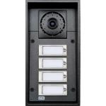 Helios IP FORCE 4 tlačítka, kamera IP dverný vrátnik