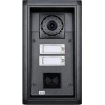 Helios IP FORCE 2 tlačítka, kamera IP dverný vrátnik