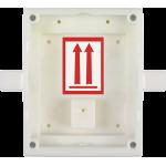 Helios IP Verso Krabica pre inštaláciu do steny, 1 modul