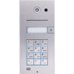 Helios IP VARIO (IP dverný vrátnik) - 1 tlačítko, klávesnica