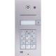Helios IP VARIO, 1 tlačítko + klávesnica + kamera IP dverný vrátnik