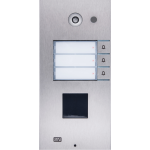 Helios IP VARIO, 3x1 tlačítko + kamera IP dverný vrátnik