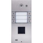 Helios IP VARIO, 3x2 tlačítka + kamera IP dverný vrátnik