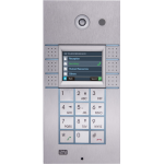 Helios IP VARIO 3x2 tlačítka + klávesnica + kamera + displej IP dverný vrátnik