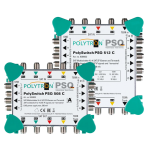 PSQ 524 C kaskádový multiprepínač